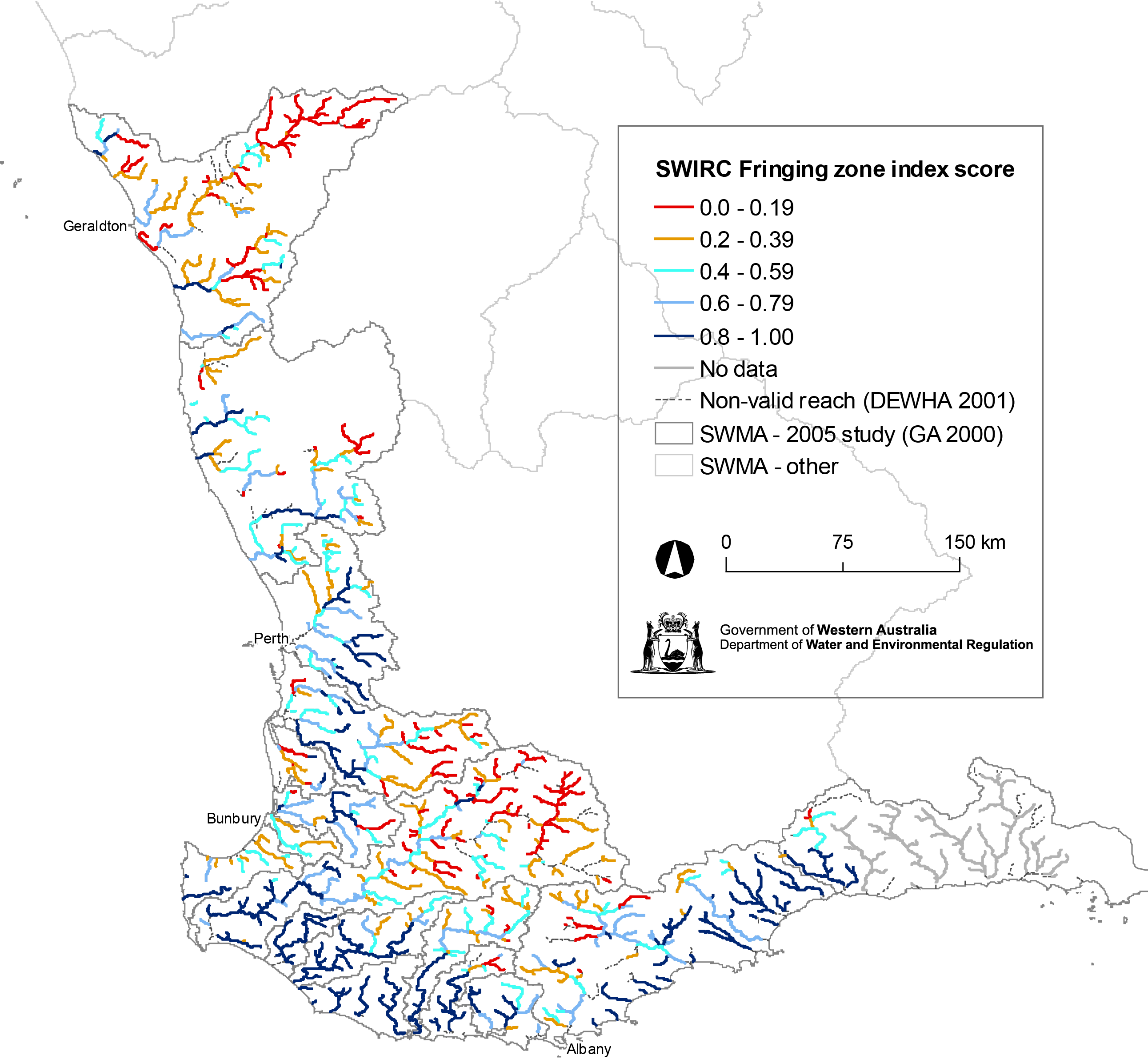 Index of River Condition