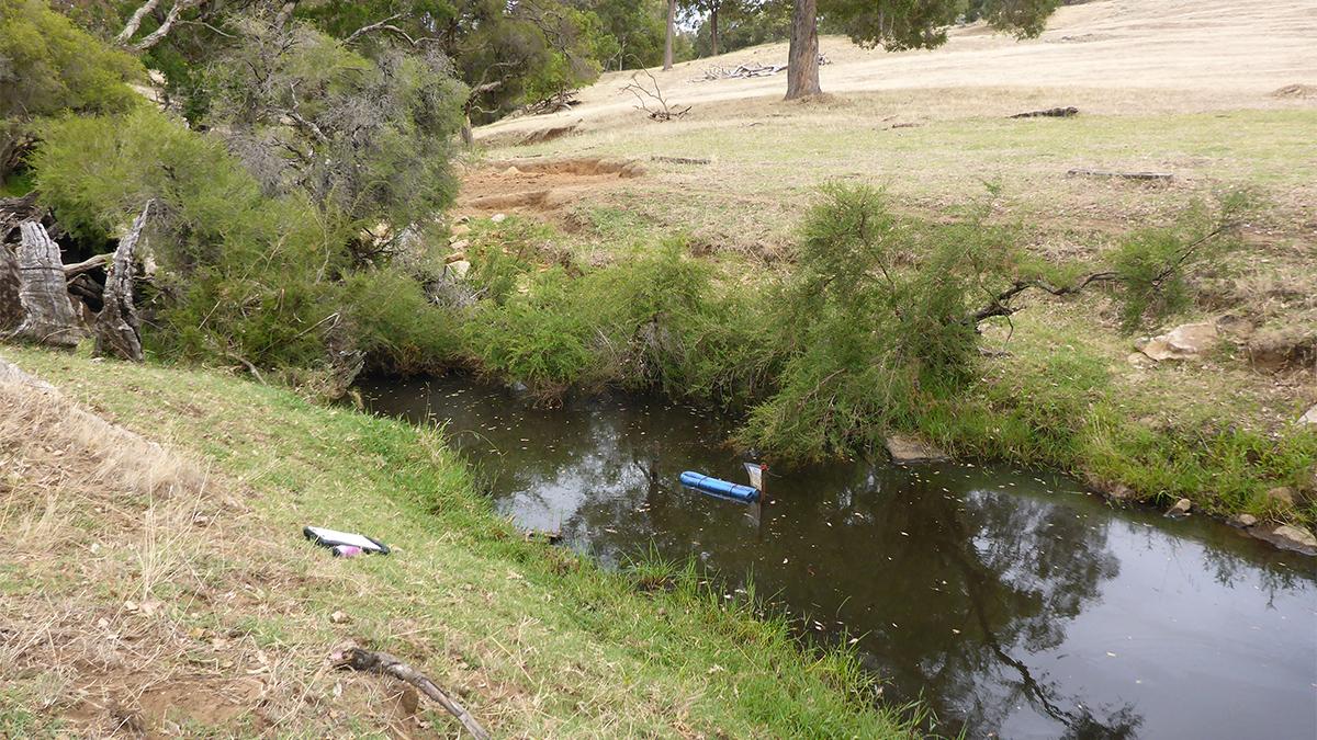 Wokalup Creek