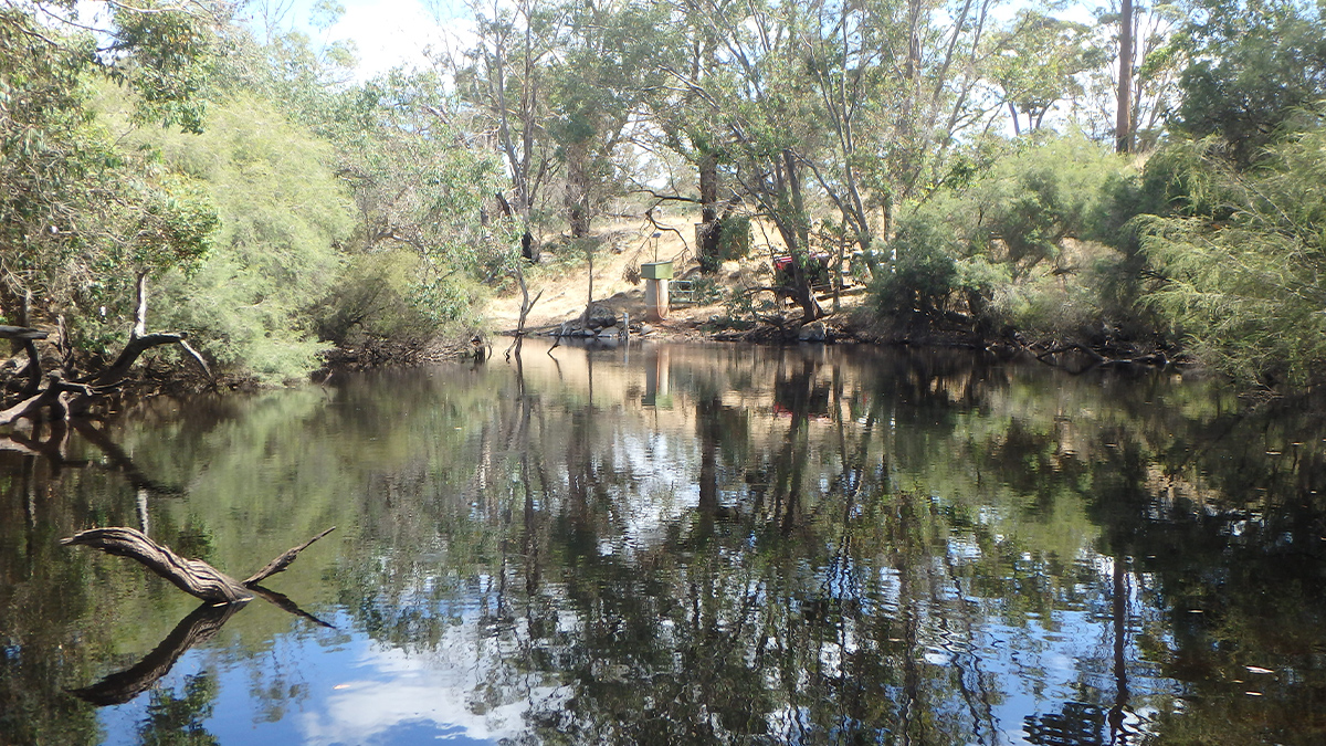 Perup River